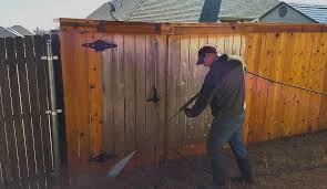 How To Wash Your Fence With A Pressure Washer Yoocompare