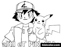 Pikachu Free Printable Coloring Pages For Girls And Boys