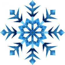Cute Blue Snowflake Free Stock Photo - Public Domain Pictures