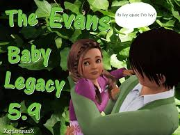 The Evans Baby Legacy 5.9: havana_sims3 — LiveJournal