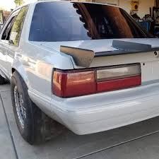 79 93 Fox Body Mustang Lexan Windows By Optic Armor