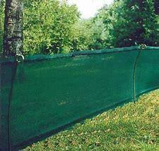 privacy shade screening garden fence