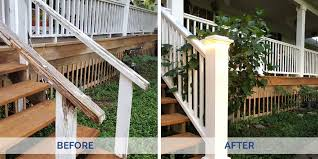 Learn How To Replace Old Deck Railing Step By Step And Give Your Deck A New Railing Makeover Decksdirect