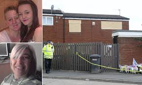 Jade Lomas-Anderson death: Jobless single mum Bev Concannon whose dogs  mauled girl 'goes into hiding' | Daily Mail Online