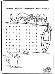 Pokemon Puzzel 5 Puzzel