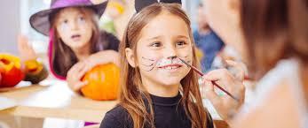 diy halloween face paint ism com