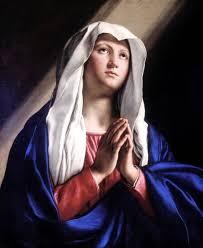 Archivo:Vergine in preghiera con gli occhi rivolti verso il cielo ...