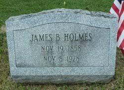 James Byron Holmes (1858-1928) - Find A Grave Memorial