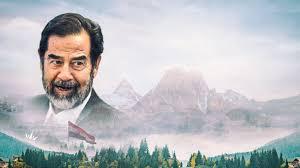 اجمل خلفية للشهيد البطل صدام حسين المصمم ادم حلس