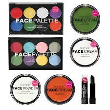 technic face body paint palette set kit