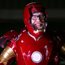 Watch Adam Savage make a flying Iron Man suit in his new show ...