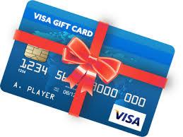 visa gift card s safe