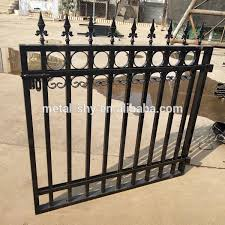 Wrought Iron Simple Gate Steel Small Gate Design For Home View Small Gate For Home Shy Product Details From Shijiazhuang Shenghongyuan Trading Co Ltd On Alibaba Com