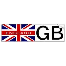 Car Truck Graphics Decals Auto Parts And Vehicles Gb Flag Uk British England Gb Union Jack Flag Car Decal Sticker Megeriancarpet Am