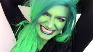 y wicked witch tutorial