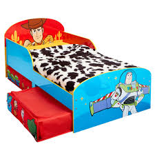 Toy Story Toddler Bed With Underbed Storage Moose Toys