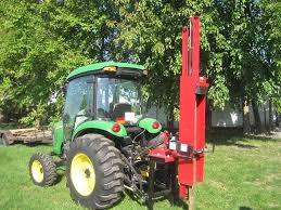 Shaver Post Drivers Buyers Guide Mutton Power Equipment Shaver Was The Pioneer Of The Post Driver Industry And Thei Tractors Compact Tractors Small Tractors