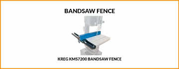 Kreg Bandsaw Fence Kms7200 Saws Reviewers
