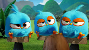 Angry Birds Blues - Triple Time-Out - YouTube