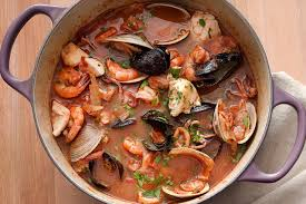 Cioppino Seafood Stew - Science of Cooking