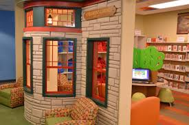 Kirkwood Public Library Children S Room Now Open Riggs Company In St Louis Mo