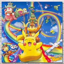 FOOCAME Pokemon Xy Anime Game Monster Pikachu Art Silk Poster Print Home  Decor Painting 16X16 24x24 30x30 Inches Free Shipping|decorative  painting|pikachu artsilk poster - AliExpress
