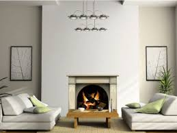 Fireplace Vinyl Sticker With Burning Fire Flames Fireplace Etsy