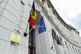 Andreea şi Vlad Cosma s-au prezentat la Parchetul General