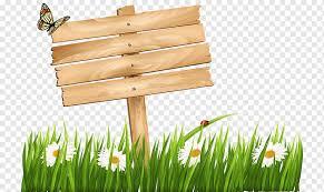 Desktop Pancarte Fence Grass Lawn Png Pngwing