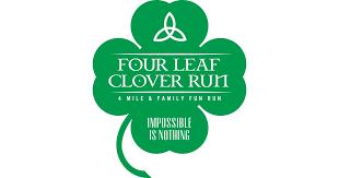 Hillary Mitchell - 2019 Four Leaf Clover Run