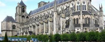 Cattedrale di Saint-Etienne de Bourges - Francia-Centro - Francia
