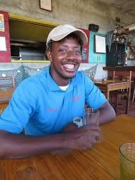 Our GREAT guide, Jeffery Johnson... - Picture of Temporary Cal's Cantina,  First Bight - Tripadvisor