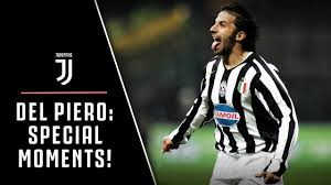 ALESSANDRO DEL PIERO SPECIAL MOMENTS: GOALS & SKILLS - YouTube