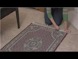 how to keep rugs on the carpet