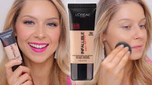 l infallible pro matte foundation