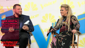 KELLY CLARKSON & WINNER JAKE HOOT Talk ...