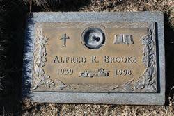 Alfred R. Brooks (1939-1998) - Find A Grave Memorial