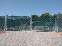 Affordable Fence Okc On Twitter Check Out This 7ft Tall Industrial Chainlink Fence With Slats Need One For Your Business Our Commercial Fence Pro S Can Help 405 315 8569 Affordablefence Commercialfence Okc Https T Co Tf43vvebmd