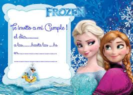23 Invitaciones De Frozen Babyshower