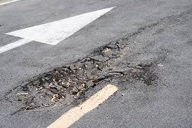 the worst road surfaces to drive on