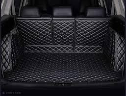 pet trunk cargo liner floor mat
