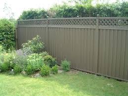 Steel Garden Fencing Southern Fencing