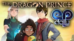 The Dragon Prince creators Aaron Ehasz & Justin Richmond - Electric  Playground Interview! - YouTube