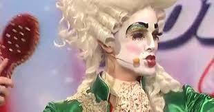"Fighting Gravity Team, Andy Kaufman-Like Comedian Woo Judges on ""America's  Got Talent"" - CBS News"