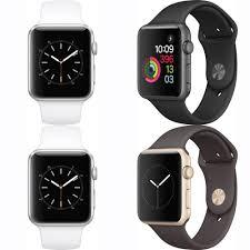 Apple Watch Gen 2 Series 2 42mm Silver ...