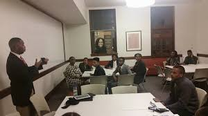It was a great evening with Chief Adam... - Morehouse College Pre-Law  Program | Facebook