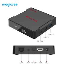 Magicsee N5 Nova Android 9.0 Tv Box Rk3318 4+64gb Quad Core Dual Wifi Uhd  4k Tv Box With G10s Voice Remote - Buy Magicsee N5 Nova,Magicsee N5 Nova  Android 9.0 Tv Box