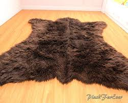 sc love collections faux fur rug
