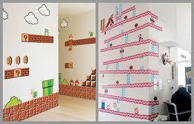 Nintendo Donkey Kong Super Mario Bros Wall Decal Mario Bros Mario Donkey Kong