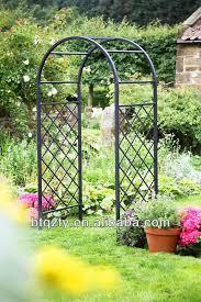 wrought iron garden arch wrought iron